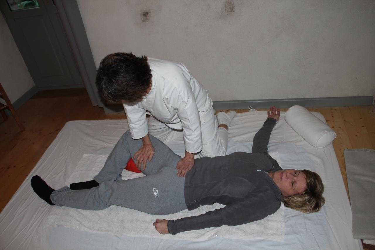 Photos de Shiatsu